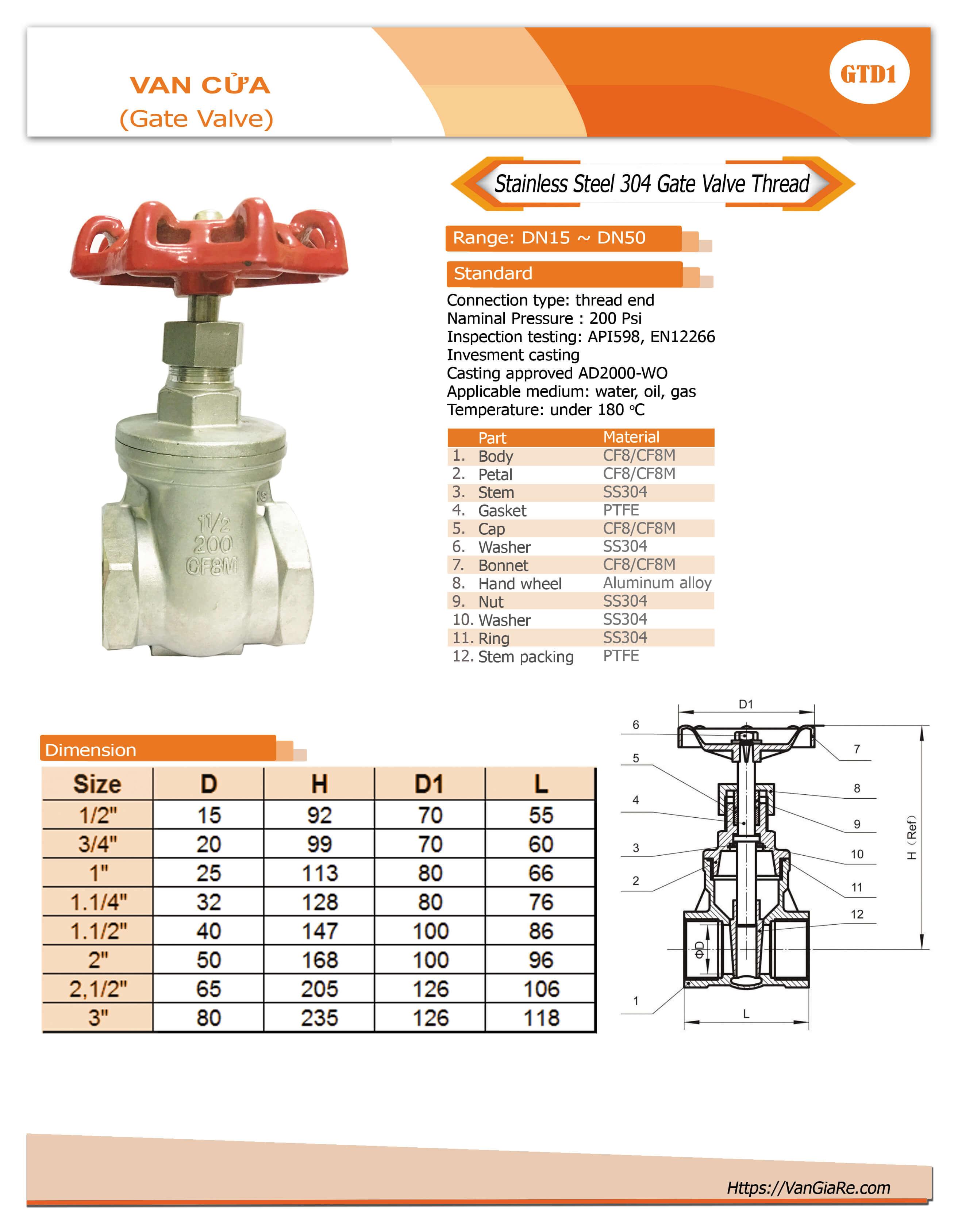 catalogue van cua inox 304 noi ren dai loan van c ng